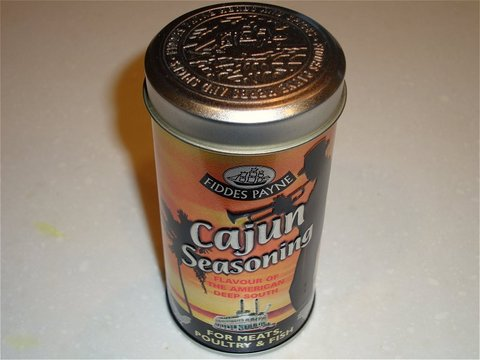 FIDDES PAYNE - Cajun Seasoning