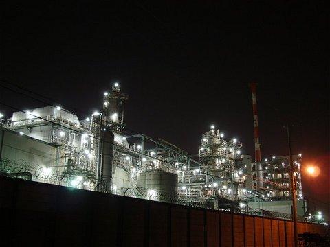 豊浦町 - 新日本石油