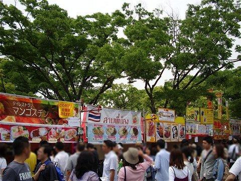 ラオス・フェスティバル 2010