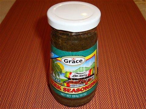 GRACE JAMAICAN JERK SEASONING